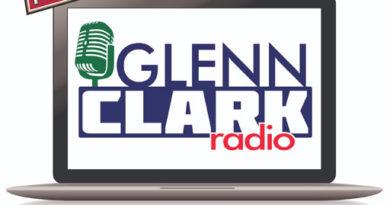 Glenn Clark Radio logo