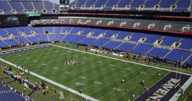 Ravens field