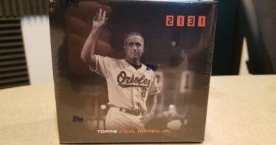 ripken baseball card set