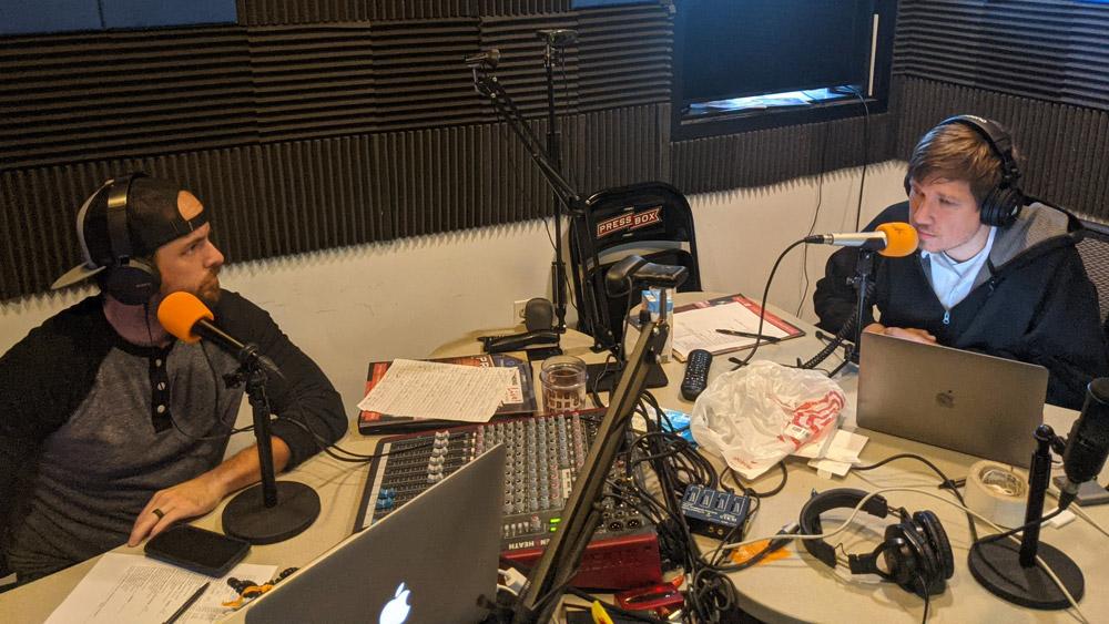 Glenn Clark Radio on the air